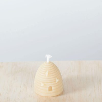 Skep 01 100% Pure Beeswax Candle