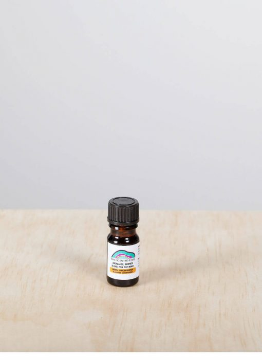 Aromatherapy Oil mental concentration